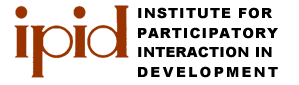 The Institute for Participatory Interaction in Development (IPID)